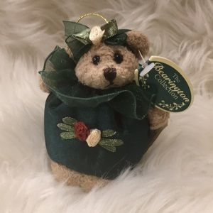 Other - Bearington Collection Vintage Bear Ornament